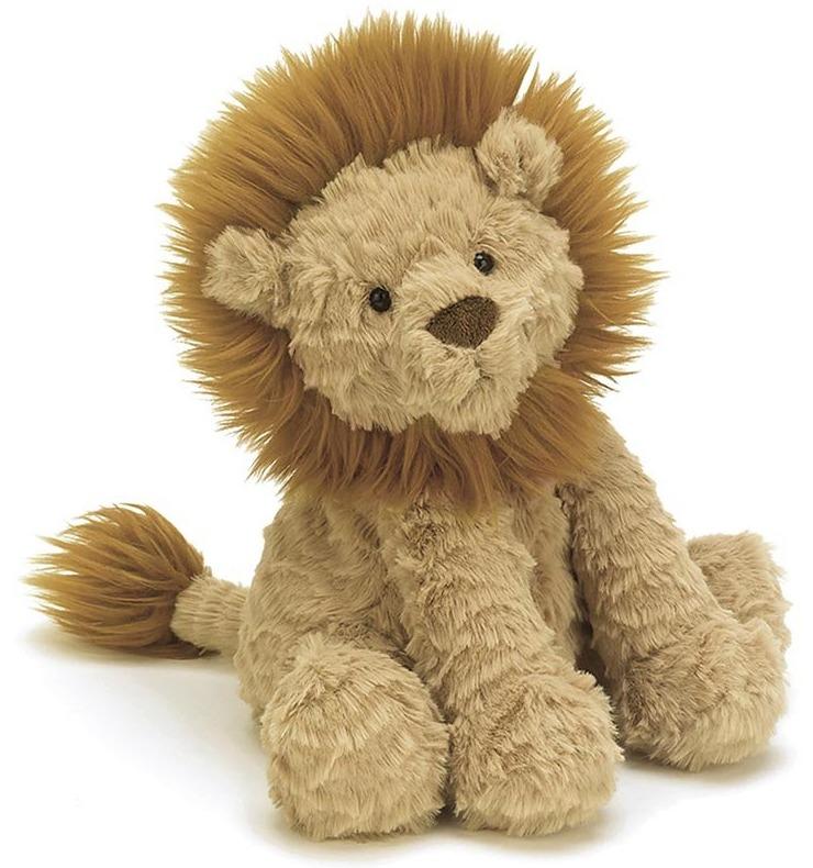 Fuddlewuddle Lion image