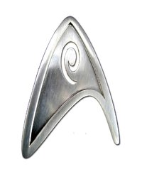 Star Trek - Star Fleet Engineering Badge