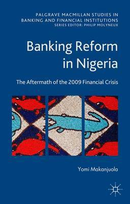 Banking Reform in Nigeria by Y. Makanjuola