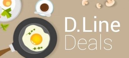 D.Line Kitchenware Deals!