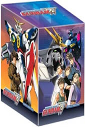 Gundam Wing Complete Operations *BOX ONLY* on DVD