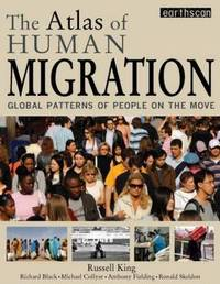The Atlas of Human Migration by Russell King