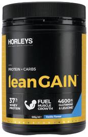 Horleys LeanGain - Vanilla (500g)