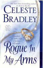 Rogue in My Arms by Celeste Bradley image