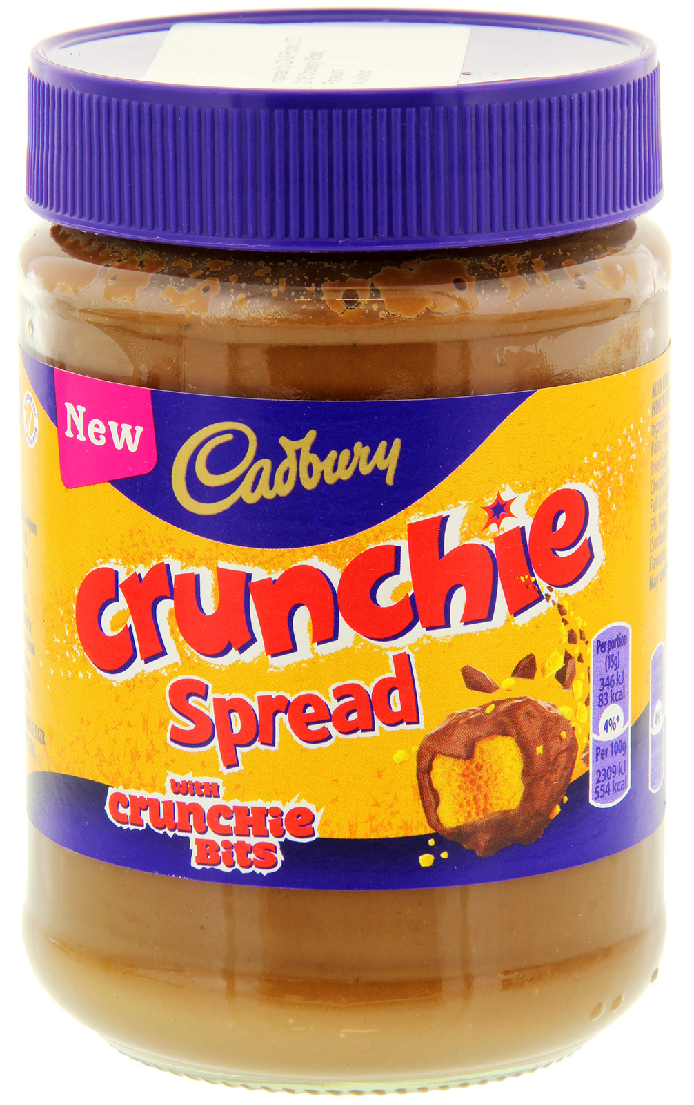 Cadbury Crunchie Spread (400g) image