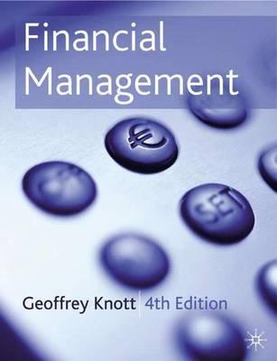 Financial Management by Geoffrey Knott image