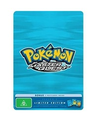 Pokemon: Season 5 - Master Quest (Limited Edition Tin Case) on DVD