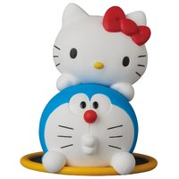 Doraemon X Hello Kitty: Toorinuke Hoop - UDF Figure