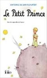 Le Petit Prince (Collection Folio (Gallimard)) (French Edition) by Antoine De Saint Exupery