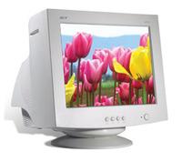 """Acer Monitor CRT Flat 17"""" AF715 Beige image"""