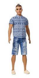 Barbie: Fashionistas Ken Doll (Distressed Denim)