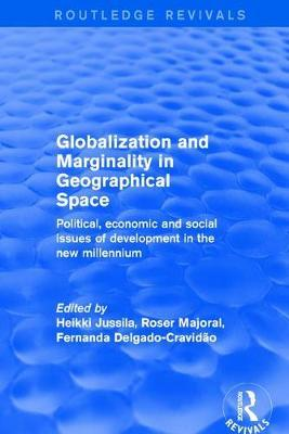 Globalization and Marginality in Geographical Space