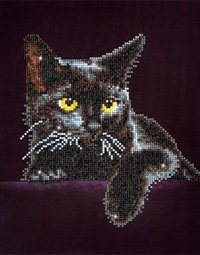 Diamond Dotz: Facet Art Kit - Midnight Cat