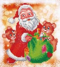 Diamond Dotz: Facet Art Kit - Santa & Teddies