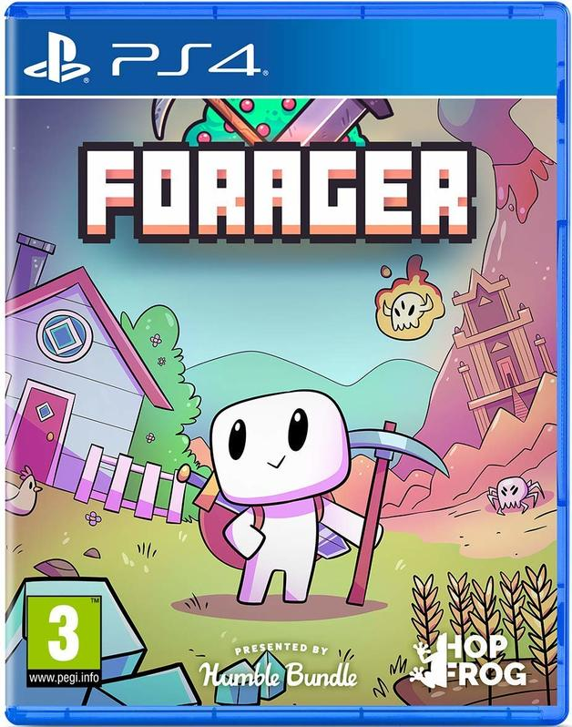 Forager for PS4