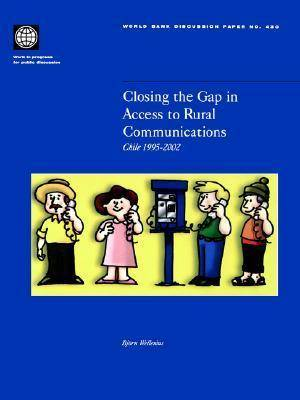 Closing the Gap in Access to Rural Communication by Bjorn Wellenius image