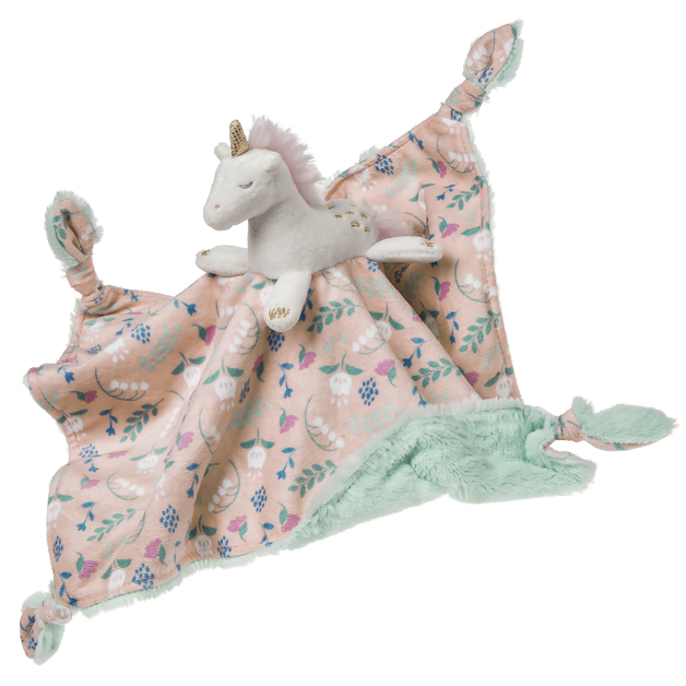 Mary Meyer: Twilight Baby Unicorn Character Blanket