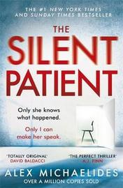 The Silent Patient by Alex Michaelides image