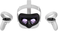 Oculus Quest 2 256GB Advanced All-in-one VR Gaming Headset White