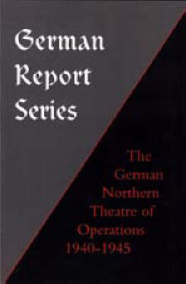 German Northern Theatre of Operations 1940-45 by Earl Frederick Ziemke image
