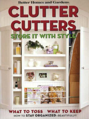Clutter Cutters by Better Homes & Gardens image