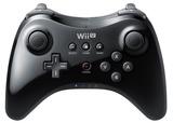 Nintendo Wii U Pro Controller Black for Nintendo Wii U