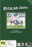 Regular Show - The Complete Second Season on DVD