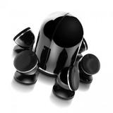 Focal Dome 5.1 Speaker System (Black)