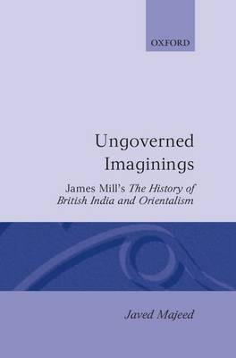 Ungoverned Imaginings by Javed Majeed image