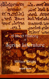 Short History of Syriac Literature by William Wright image