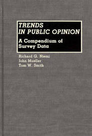 Trends in Public Opinion by Richard G Niemi