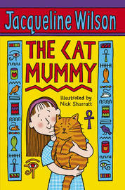 The Cat Mummy by Jacqueline Wilson image