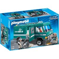 Playmobil: Money Transfer Vehicle (5566)