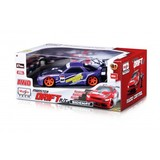 Maisto Monster Drift 4WD R/C Car - Purple Sideway