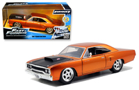 Jada Fast & Furious 7 1970 Plymouth Roadrunner 1:24 Diecast Model