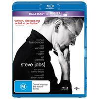 Steve Jobs on Blu-ray, UV