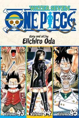 One Piece (Omnibus Edition), Vol. 15 by Eiichiro Oda