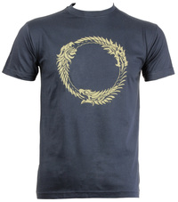 The Elder Scrolls Online T-Shirt Ouroboros (Large)