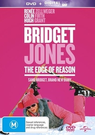 Bridget Jones - The Edge of Reason on DVD