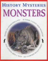 HISTORY MYSTERIES MONSTERS image