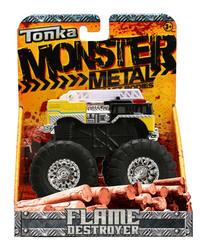 Tonka: Die-Cast Monster Truck (Flame Destroyer)