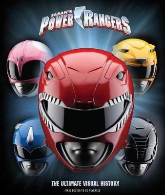 Power Rangers by Ramin Zahed