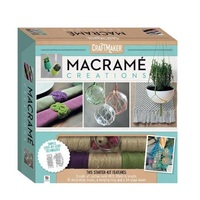 CraftMaker: Macrame Creations