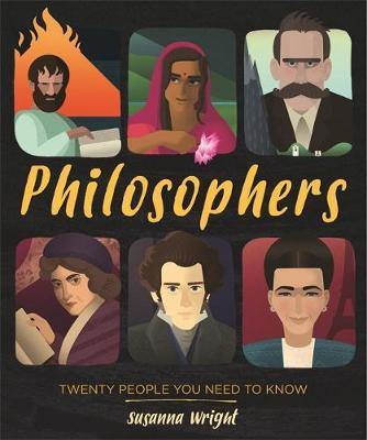 World Gallery: Philosophers by Susannah Wright