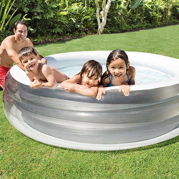 "Intex: Swim Center - Round Family Pool (18"" x 15"")"