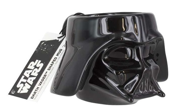 Star Wars: Shaped Mug - Darth Vader