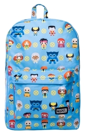 Loungefly: X-Men - Chibi Print Backpack