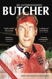 Butcher: My Autobiography by Terry Butcher image