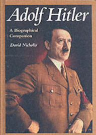Adolf Hitler by David Nicholls