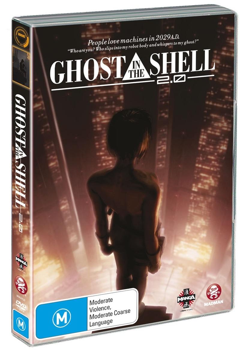 Ghost In The Shell 2.0 Deutsch Stream